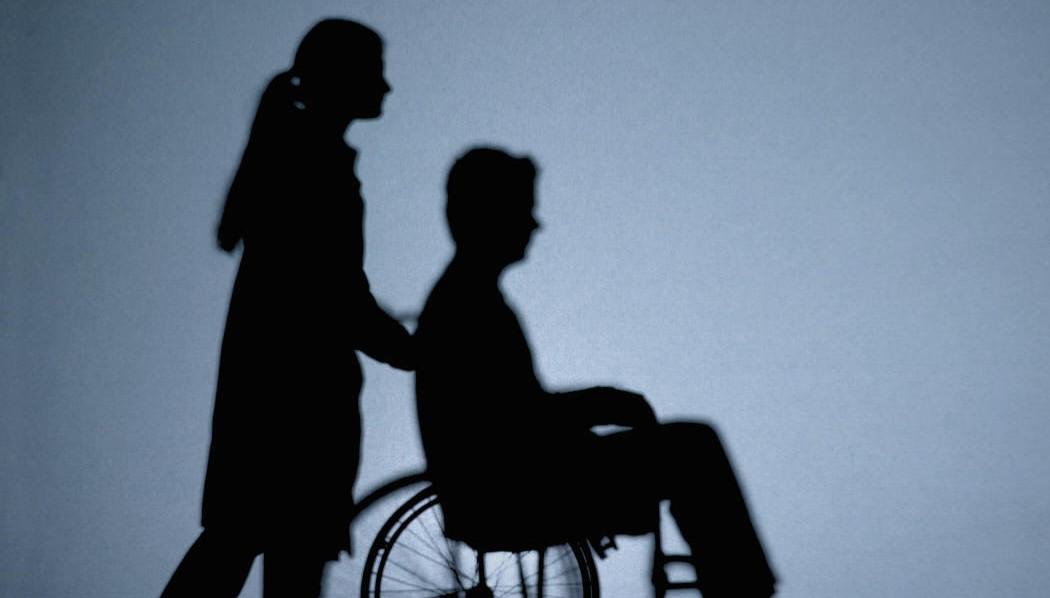 Wheelchair, longterm care, nurses, aging