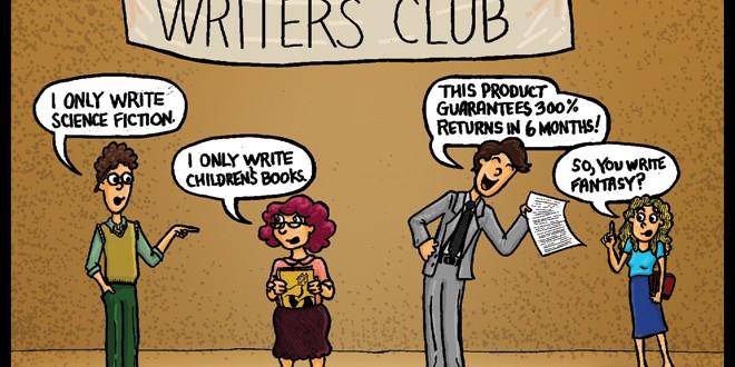 Writers Club - AgenteNews